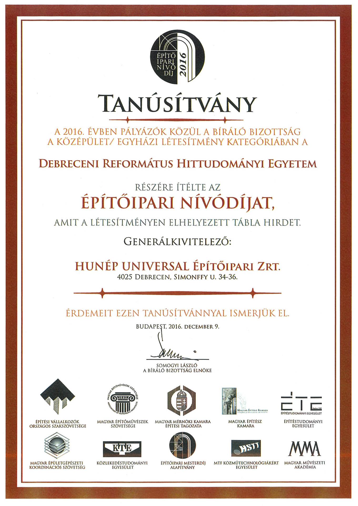 Debreceni Református Hittudományi Egyetem